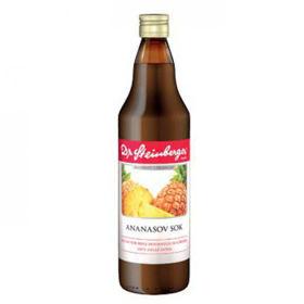 Slika Dr. Steinberger ananasov sok, 125 mL  (GRATIS IZDELEK)