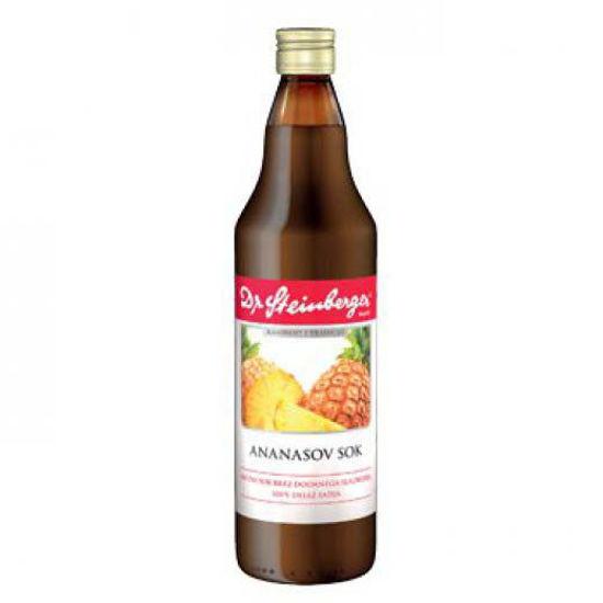 Dr. Steinberger ananasov sok, 125 mL  (GRATIS IZDELEK)