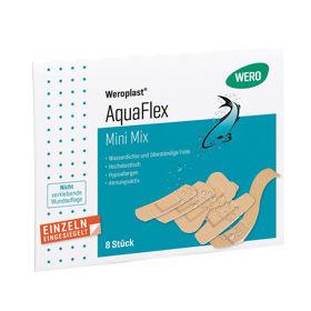 Slika Weroplast AquaFlex Mini Mix vodoodporni elastični obliži za rane, 8 obližev