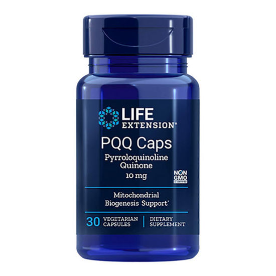 LifeExtension PQQ 20 mg, 30 vegetarijanskih kapsul