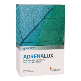 Slika Sensilab AdrenaLux Glandline, 60 kapsul