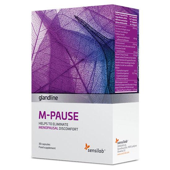 Sensilab Glandline M-Pause, 30 kapsul