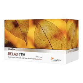Slika Sensilab Glandline Relax Tea, 20 čajnih vrečk