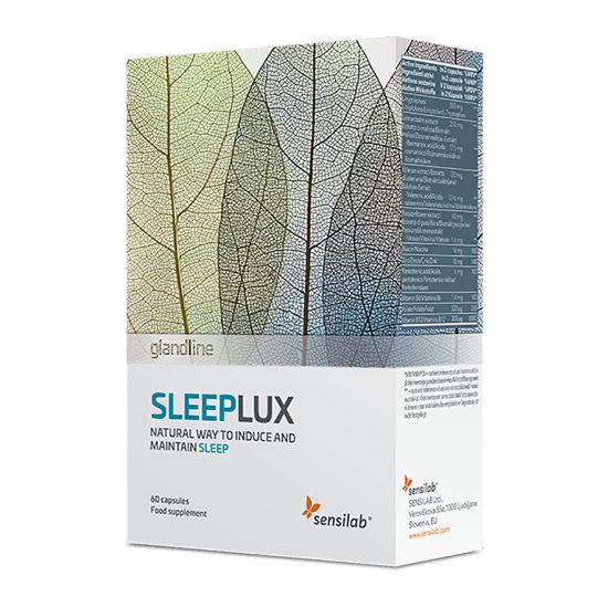 Sensilab Glandline SleepLux, 60 kapsul