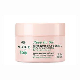 Slika Nuxe Body Rêve de Thé Crème Raffermissante Tonifiante učvrstitvena krema za oblikovanje telesa, 200 mL