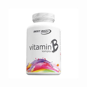Slika Vitamin B Complex Best Body, 100 kapsul