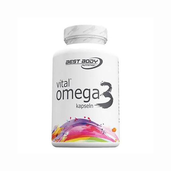 Future Omega 3 Best Body, 120 mehkih kapsul