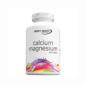 Slika Calcium Magnesium kalcij magnezij Best Body, 100 kapsul
