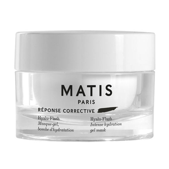 Matis Reponse Corrective Hyalu Flash hialuronska maska za obraz, 50 mL