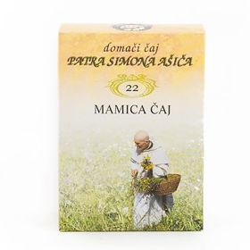Slika Simon Ašič mamica čaj 22, 50 g
