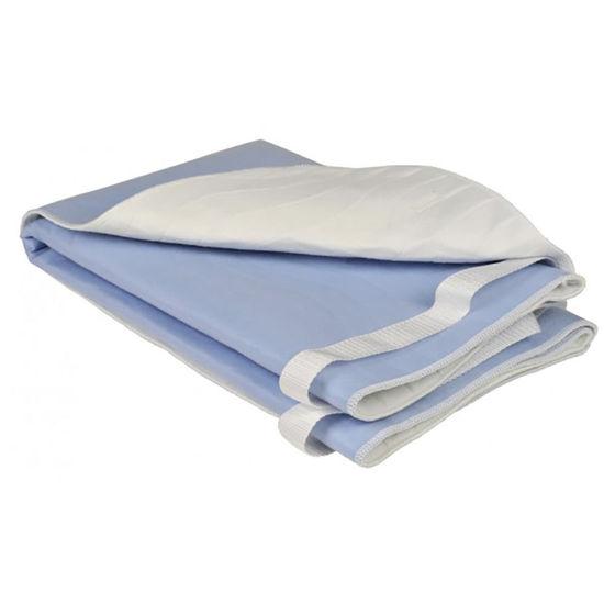 Abri Soft podloga pralna s trakovi 75x85 cm, 1 podloga