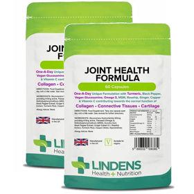 Slika Lindens Joint Health Formula naravni kompleks za sklepe, 2x60 kapsul