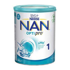 Slika Nan OptiPro 1 začetno mleko, 800 g