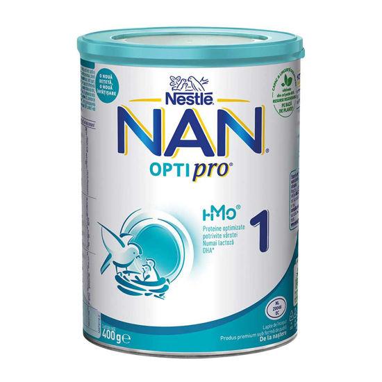 Nan OptiPro 1 začetno mleko, 400 g