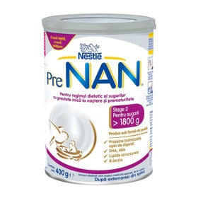 Slika PreNAN mleko za nedonošenčke, 400 g