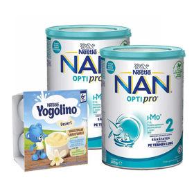 Slika Nan OptiPro 2 nadaljevalno mleko, 800 g ali AKCIJA