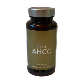 Slika AHCC (Kinoko) Gold medicinske gobe, 60 kapsul