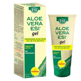 Slika Esi aloe vera gel - navadni ali 100% čisti, 100 mL