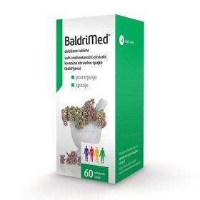 Slika Baldrimed  tablete 450 mg, 60 tablet