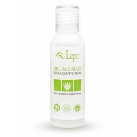 Slika Lepo gel z aloe vero 60 % alk., 60 mL