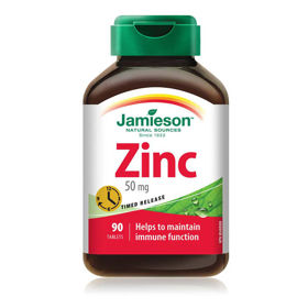 Slika Jamieson Cink 50 mg, 90 tablet