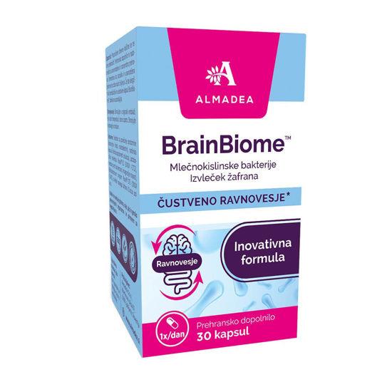 BrainBiome Almadea inovativna formula, 30 kapsul