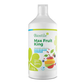Slika BioStile Max Fruit King tekočina, 1 L