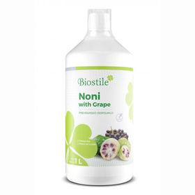 Slika Biostile Noni with Grape tekočina - naraven sok, 1 L