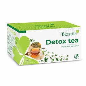 Slika Biostile čaj namenjen razstrupljanju, 30 vrečk