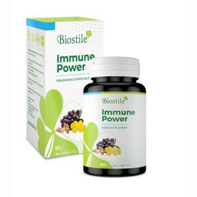 Slika Biostile Immune Power, 90 kapsul