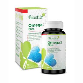 Slika Biostile Omega 3 Elite, 60 kapsul