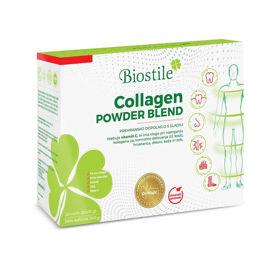 Slika Biostile Collagen Powder Blend kolagen, 30 vrečk