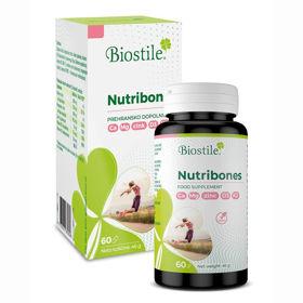 Slika Biostile Nutribones za kosti, 60 kapsul